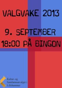 VALGVAKE 2013 STOR A3