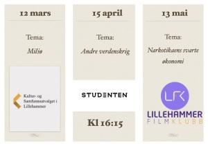 KulSam/Studenten/Lillehammerfilmklubb